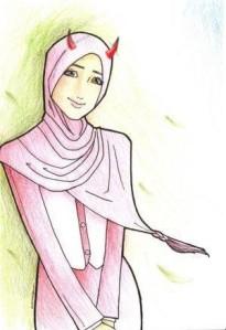 muslimah kenthirrr